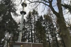 Doorkijk naar de wifi-mast
